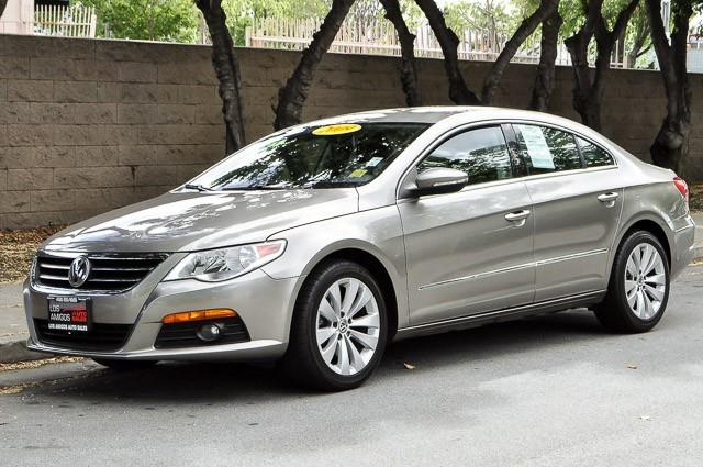 2009 VOLKSWAGEN CC SPORT 4DR SEDAN W REAR SIDE AIR grayblack we finance everybody having trou