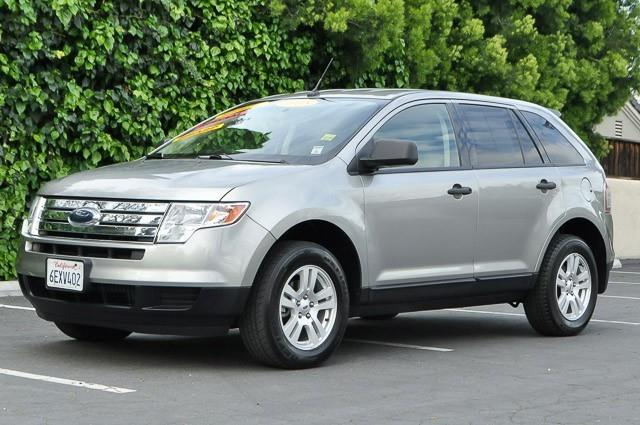2008 FORD EDGE SE SUV gray we finance everybody having trouble financing a car we guarantee 1