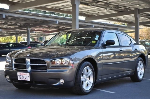 2008 DODGE CHARGER SXT 4DR SEDAN gray we finance everybody  having trouble financing a car we