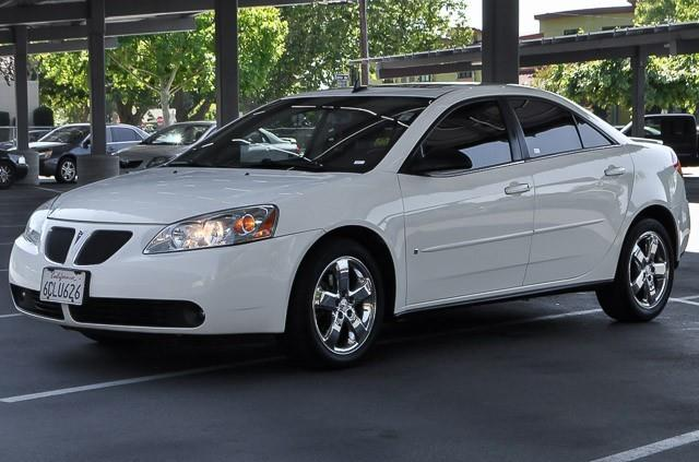 2008 PONTIAC G6 GT 4DR SEDAN white we finance everybody having trouble financing a car we guar