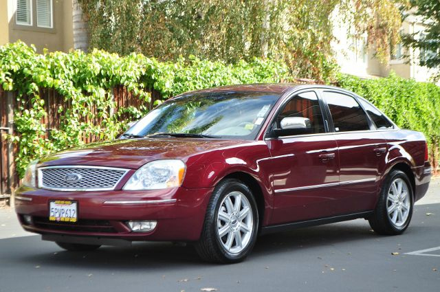 2005 FORD FIVE HUNDRED LIMITED 4DR SEDAN maroon we finance everybody  having trouble financing a