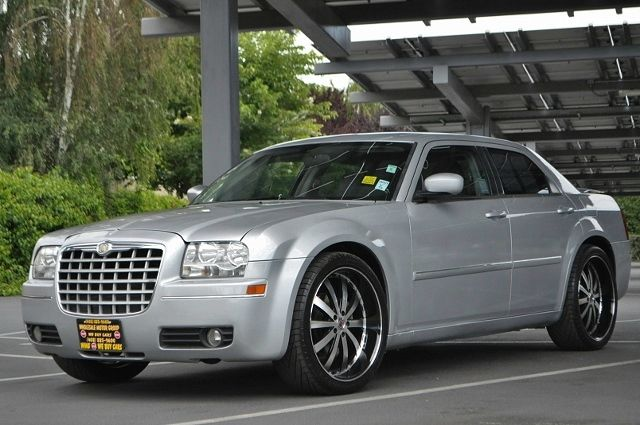 2006 CHRYSLER 300 TOURING 4DR SEDAN silver we finance everybody  having trouble financing a car
