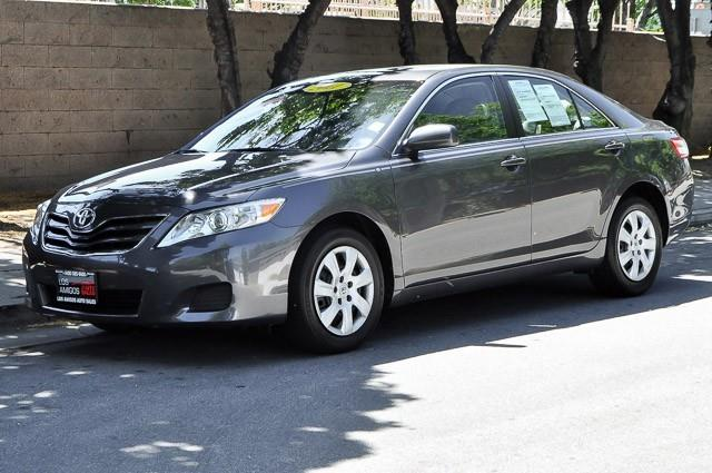 2011 TOYOTA CAMRY LE 4DR SEDAN 6A gray we finance everybody having trouble financing a car we