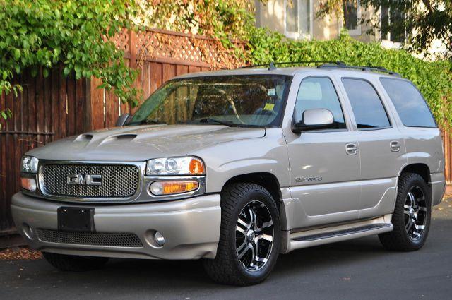 2006 GMC YUKON DENALI AWD 4DR SUV gray we finance everybody  having trouble financing a car we