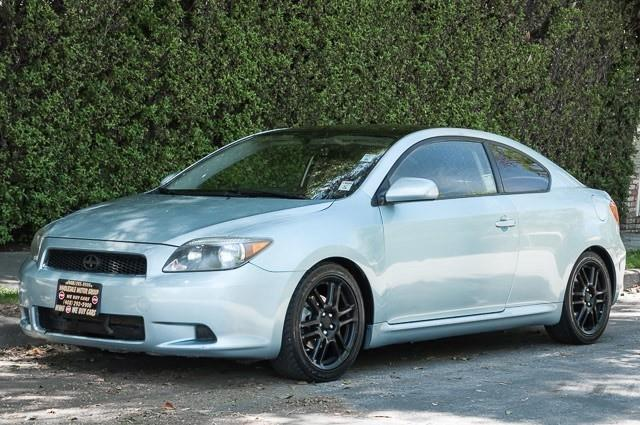 2005 SCION TC BASE 2DR HATCHBACK light blue we finance everybody having trouble financing a car