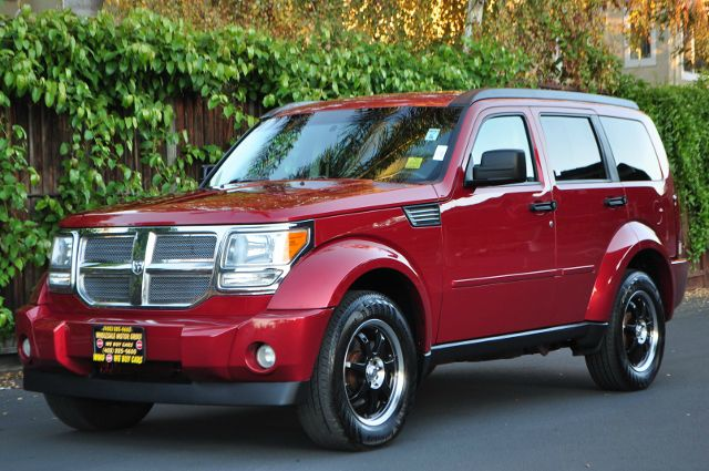 2007 DODGE NITRO SLT 4DR SUV red we finance everybody  having trouble financing a car we guran