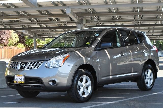 2010 NISSAN ROGUE S 4DR CROSSOVER gray we finance everybody  having trouble financing a car we
