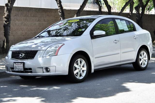 2008 NISSAN SENTRA 20 4DR SEDAN silver we finance everybody having trouble financing a car we