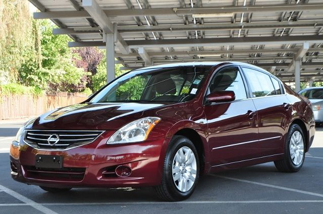 2012 NISSAN ALTIMA 25 S 4DR SEDAN burgundy we finance everybody  having trouble financing a car