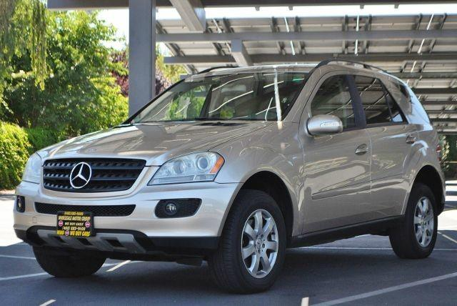 2006 MERCEDES-BENZ M-CLASS ML350 AWD 4MATIC 4DR SUV unspecified we finance everybody   having tr