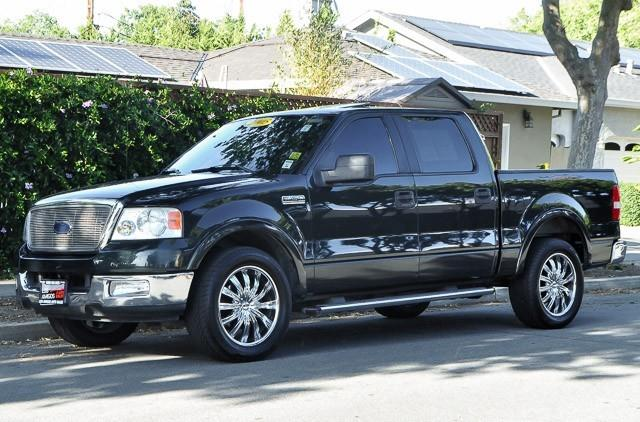 2005 FORD F-150 XLT 4DR SUPERCREW RWD STYLESIDE green we finance everybody having trouble financ