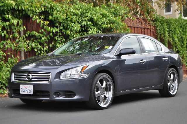 2013 NISSAN MAXIMA 35 S 4DR SEDAN gray we finance everybody  having trouble financing a car w