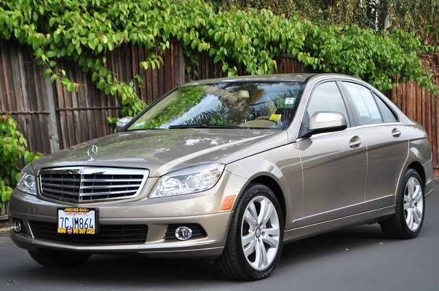 2008 MERCEDES-BENZ C-CLASS C300 LUXURY 4DR SEDAN gold we finance everybody  having trouble finan
