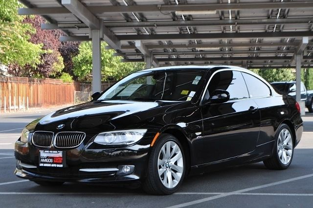 2011 BMW 3 SERIES 328I XDRIVE AWD 2DR COUPE black we finance everybody  having trouble financing