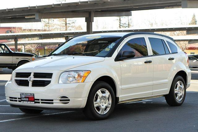 2007 DODGE CALIBER BASE 4DR WAGON white we finance everybody  having trouble financing a car w