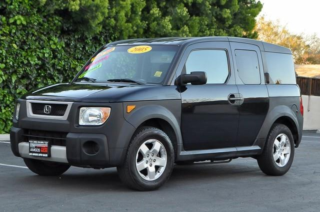 2005 HONDA ELEMENT EX AWD 4DR SUV black we finance everybody having trouble financing a car w