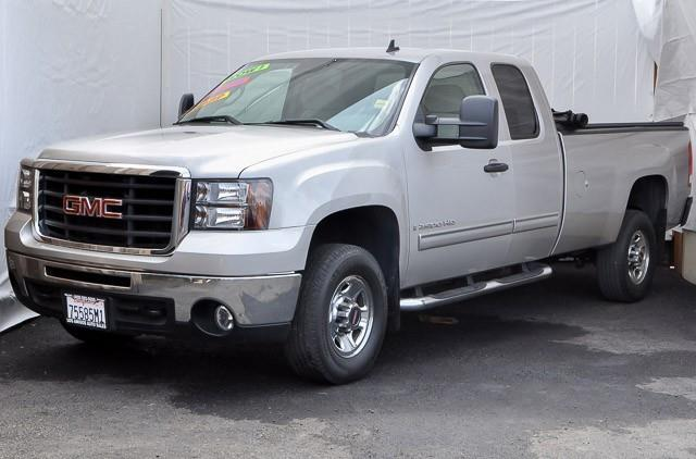 2007 GMC SIERRA 2500HD SLE1 tan we finance everybody having trouble financing a car we guarant