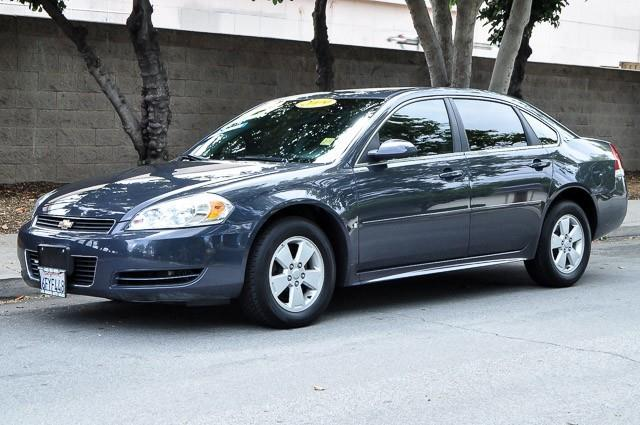 2009 CHEVROLET IMPALA LT 4DR SEDAN gray we finance everybody having trouble financing a car we