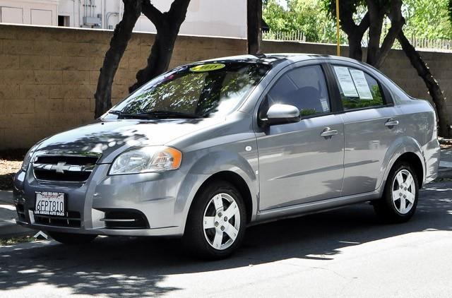 2008 CHEVROLET AVEO LS SEDAN unspecified we finance everybody having trouble financing a car w