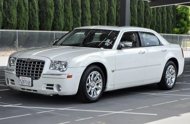 2007 CHRYSLER 300 C 4DR SEDAN vanilla we finance everybody having trouble financing a car we g