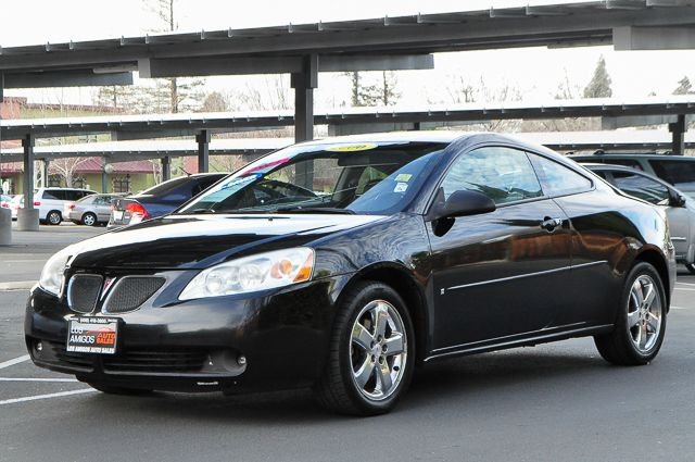 2006 PONTIAC G6 GT 2DR COUPE black we finance everybody  having trouble financing a car we gur