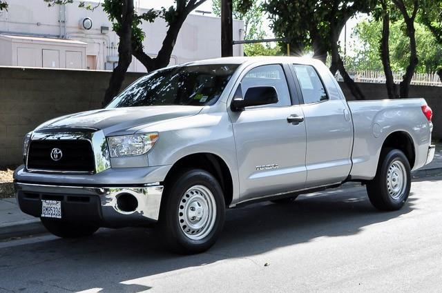 2008 TOYOTA TUNDRA gray we finance everybody having trouble financing a car we guarantee 100