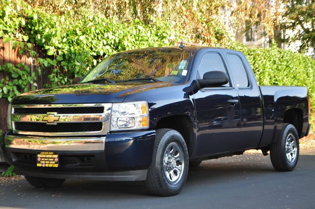 2008 CHEVROLET SILVERADO 1500 WORK TRUCK 2WD 4DR EXTENDED CAB blue we finance everybody  having
