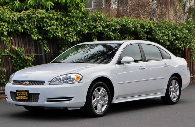 2012 CHEVROLET IMPALA LT FLEET 4DR SEDAN whitw we finance everybody  having trouble financing a