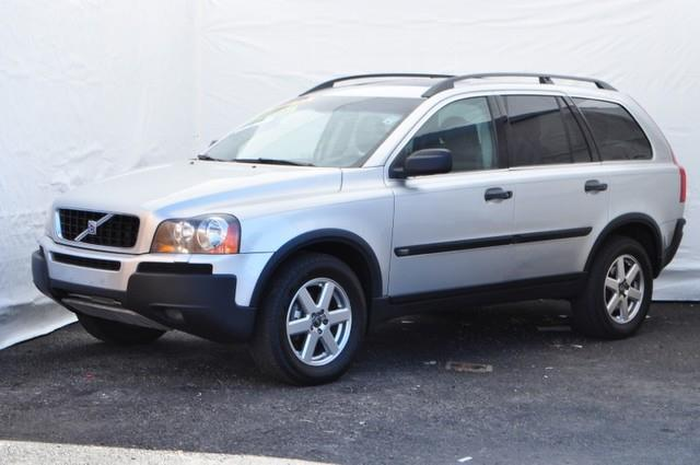 2005 VOLVO XC90 25T AWD 4DR SUV silver we finance everybody having trouble financing a car we