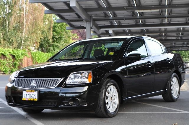 2012 MITSUBISHI GALANT FE 4DR SEDAN black we finance everybody  having trouble financing a car