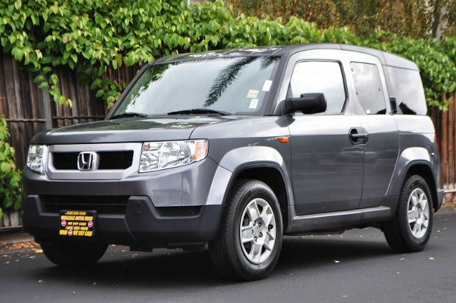 2010 HONDA ELEMENT LX 4DR SUV gray we finance everybody  having trouble financing a car we gur