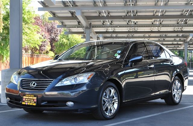 2007 LEXUS ES 350 BASE 4DR SEDAN gray we finance everybody  having trouble financing a car we