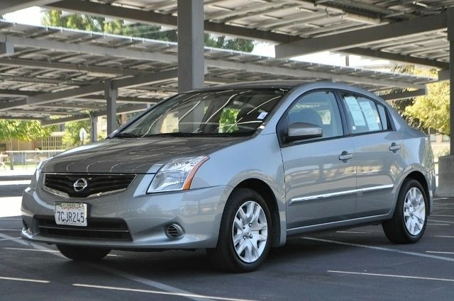 2012 NISSAN SENTRA 20 4DR SEDAN CVT gray we finance everybody  having trouble financing a car