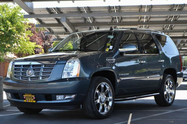 2008 CADILLAC ESCALADE BASE 4DR SUV blugray we finance everybody  having trouble financing a car