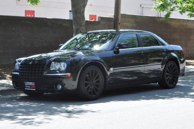 2007 CHRYSLER 300 C 4DR SEDAN black we finance everybody having trouble financing a car we gua