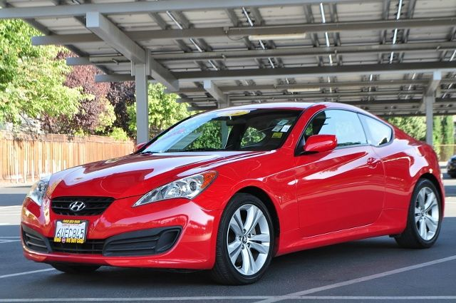 2012 HYUNDAI GENESIS COUPE 20T 2DR COUPE 5A red we finance everybody  having trouble financing