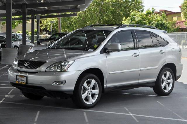 2007 LEXUS RX 350 BASE 4DR SUV silvr we finance everybody having trouble financing a car we gu
