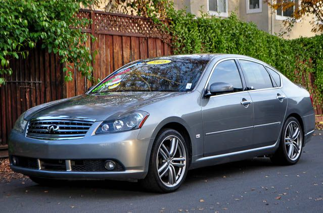 2006 INFINITI M35 SPORT 4DR SEDAN gray we finance everybody  having trouble financing a car we