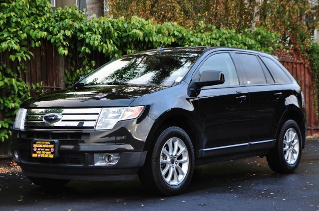 2010 FORD EDGE SEL 4DR SUV black we finance everybody  having trouble financing a car we guran