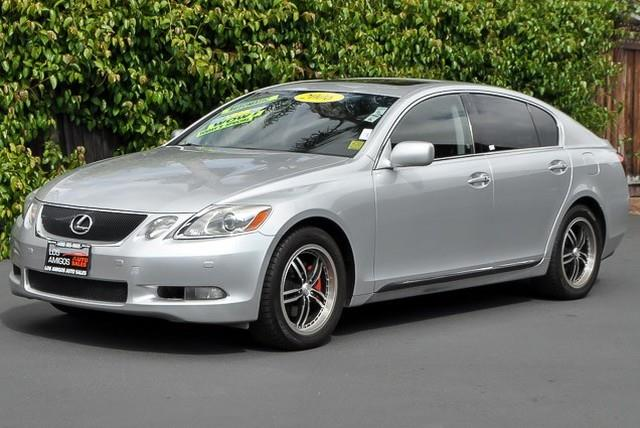 2006 LEXUS GS 300 BASE 4DR SEDAN silver we finance everybody having trouble financing a car we