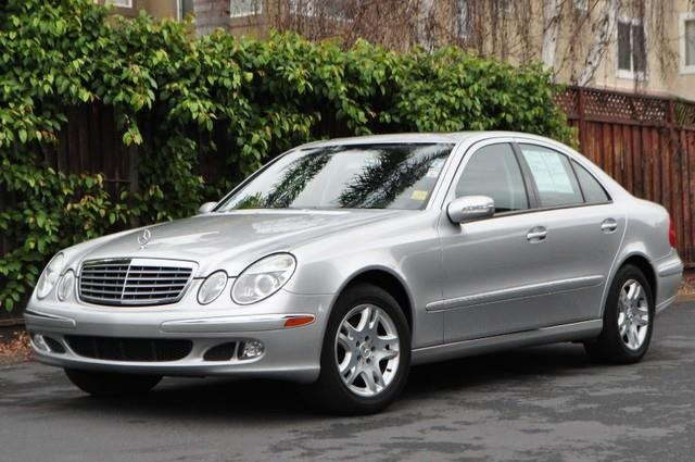 2006 MERCEDES-BENZ E-CLASS E350 4DR SEDAN silver we finance everybody  having trouble financing