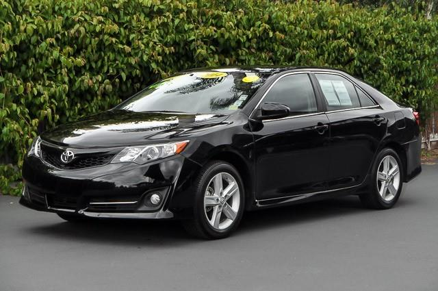 2014 TOYOTA CAMRY L black we finance everybody having trouble financing a car we guarantee 100