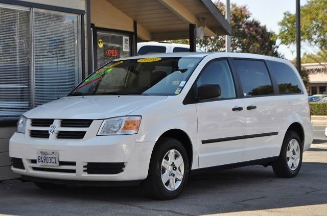 2010 DODGE GRAND CARAVAN C  V 4DR MINI VAN white we finance everybody  having trouble financing