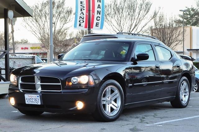 2007 DODGE CHARGER RT 4DR SEDAN black los amigos auto sales has a wide selection of exceptional pr