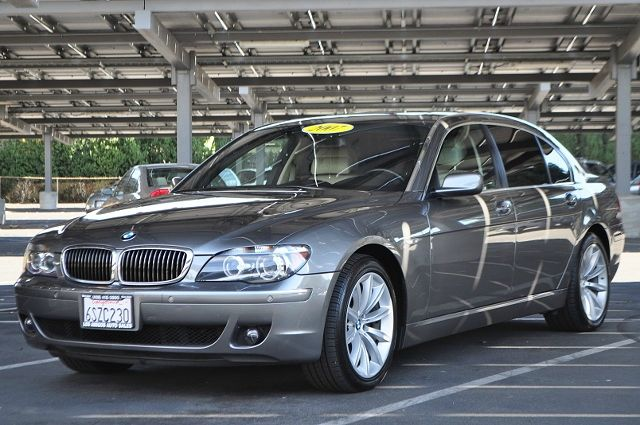 2007 BMW 7 SERIES 750LI 4DR SEDAN gray we finance everybody  having trouble financing a car we