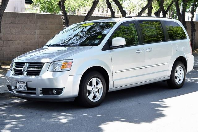 2010 DODGE GRAND CARAVAN SXT 4DR MINI VAN silver we finance everybody having trouble financing a