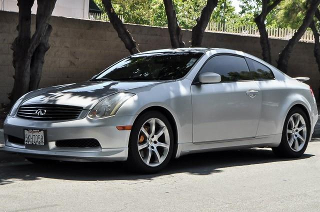 2004 INFINITI G35 BASE RWD 2DR COUPE WLEATHER unspecified we finance everybody having trouble
