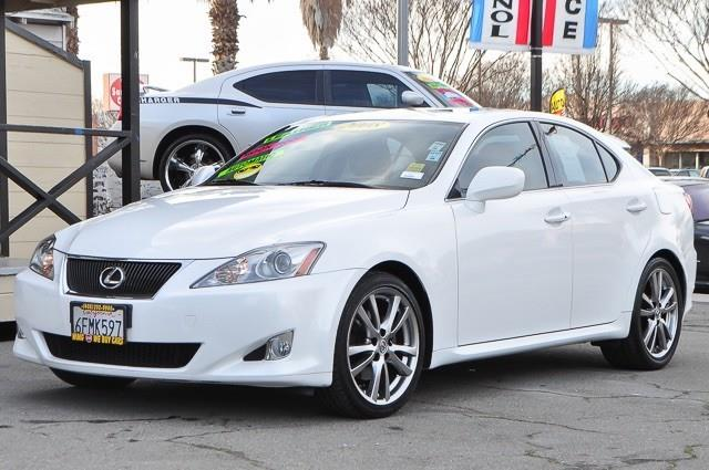 2008 LEXUS IS 250 white we finance everybody having trouble financing a car we guarantee 100