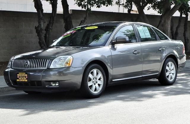 2006 MERCURY MONTEGO LUXURY 4DR SEDAN gray we finance everybody having trouble financing a car