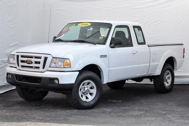 2006 FORD RANGER STX 2DR SUPERCAB STYLESIDE SB white this 2006 ford ranger stx is proudly offered